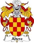 Altero Family Crest