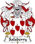 Salaberry Family Crest