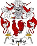 Ripolles Family Crest