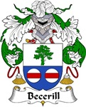 Becerill Family Crest