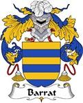 Barrat Family Crest