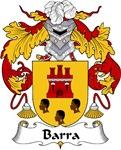 Barra Family Crest