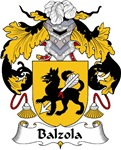 Balzola Family Crest