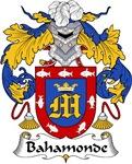 Bahamonde Family Crest