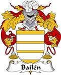 Bailen Family Crest