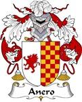 Anero Family Crest