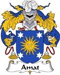 Amat Family Crest