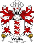 Walby Family Crest