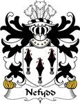 Nefydd Family Crest