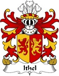 Ithel Family Crest