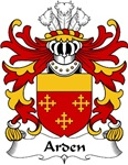 Arden Family Crest