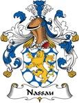 Nassau Family Crest