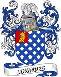 Lowndes Coat of Arms