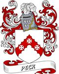 Peck Coat of Arms