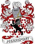 Pierrepont Coat of Arms