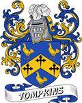 Tompkins Coat of Arms