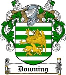 Downing Family Crest