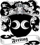 Freitag Family Crest
