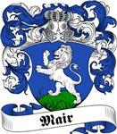 Mair Family Crest