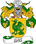 Bas Family Crest