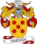 Fonseca Family Crest / Fonseca Coat of Arms