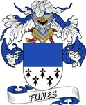 Funes Family Crest / Funes Coat of Arms