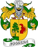 Noguera Family Crest / Noguera Coat of Arms