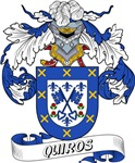 Quiros Family Crest / Quiros Coat of Arms