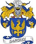 Sanchez Family Crest / Sanchez Coat of Arms