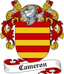 Cameron Family Crest, Coat of Arms