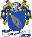 Cartwright Family Crest, Coat of Arms