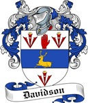 Davidson Family Crest, Coat of Arms