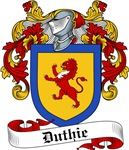 Duthie Family Crest, Coat of Arms