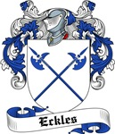Eckles Family Crest, Coat of Arms