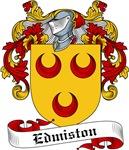 Edmiston Family Crest, Coat of Arms