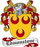Edmonstone Family Crest, Coat of Arms