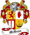 McBean Family Crest, Coat of Arms
