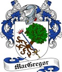 MacGregor Family Crest, Coat of Arms