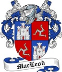 MacLeod Family Crest, Coat of Arms