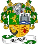 MacNeill Family Crest, Coat of Arms