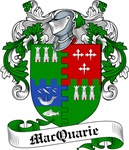 MacQuarrie Family Crest, Coat of Arms
