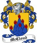 McCloud Family Crest, Coat of Arms