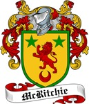 McRitchie Family Crest, Coat of Arms