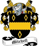 Mitchell Family Crest, Coat of Arms