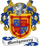 Montgomery Family Crest, Coat of Arms