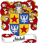 Michel Family Crest, Coat of Arms