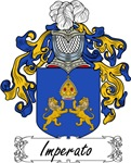 Imperato Family Crest, Coat of Arms