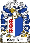 Czaplicki Family Crest, Coat of Arms