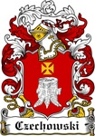 Czechowski Family Crest, Coat of Arms