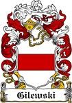 Gilewski Family Crest, Coat of Arms